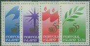NFI SG607-10 Christmas 1995 set of 4